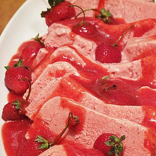 Strawberry Semifreddo Recipe