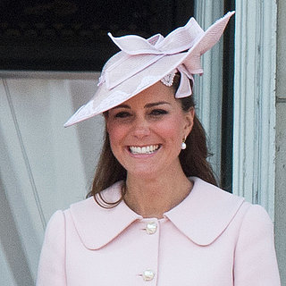 Kate Middleton Is in Labor