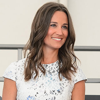 Pippa Middleton at Buckingham Palace 2013