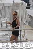 Rihanna Has a Pants-Optional Tourist Day in Monaco