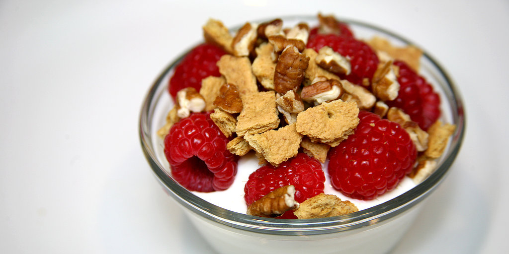 Greek Yogurt — It's Not Just For Breakfast!  Low-Cal Dessert Ideas