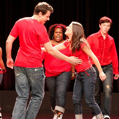 Cory Monteith Memorable Singing Scenes on Glee