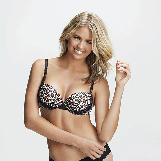 Jesinta Campbell Is The New Face of the Relaunched Wonderbra!