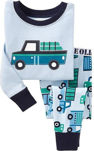 Bow-Tie PJ Sets for Baby