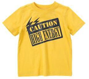 Caution High Energy Tee