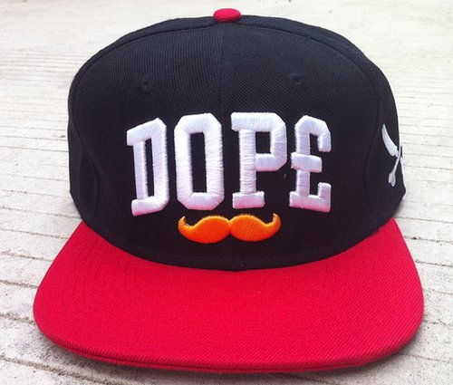 Dope Snapback Hat id21-www.capsde.com