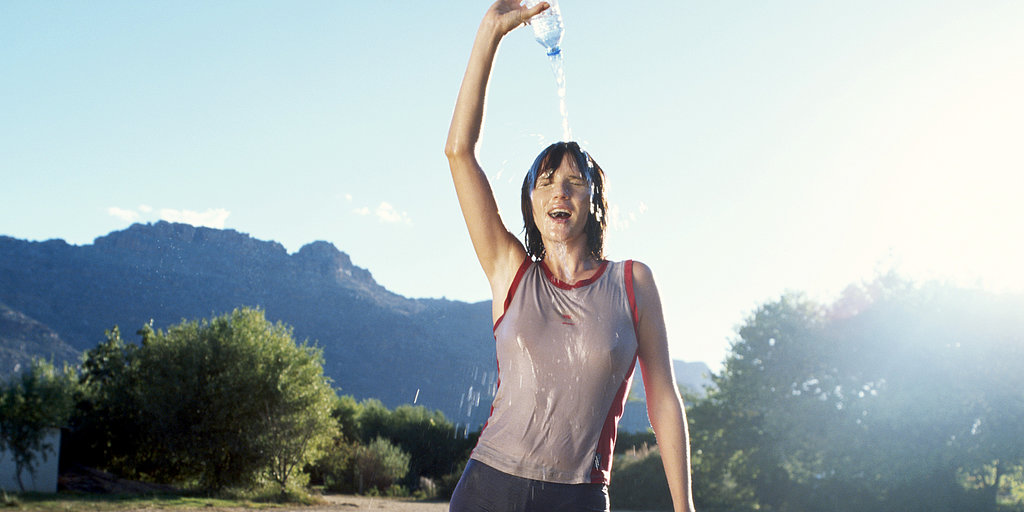 Sticky Sweaty: How to Recover After a Hot and Humid Workout