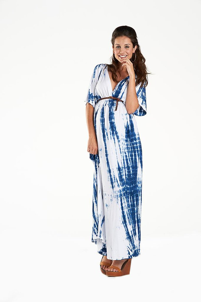 Tie-dye is a hot trend this season, and the flattering kimono style of the Dream Shakey Dress ($132) makes it a must have.