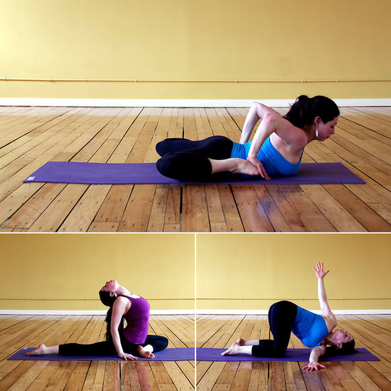 Yoga Sequence For an Aching Runner's Back