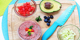 Re-Create Ingrid Hoffmann's Fruity Twist on Classic Gazpacho at Home