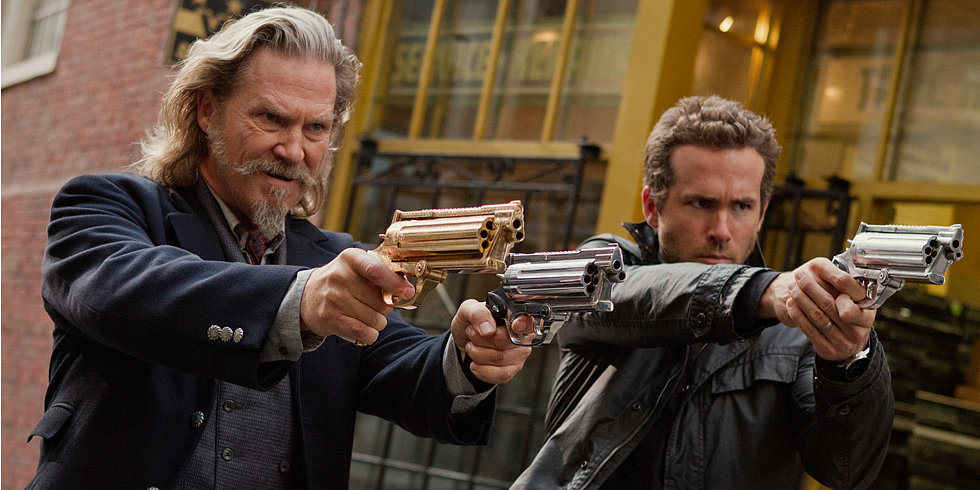 Go Inside R.I.P.D. With Ryan Reynolds