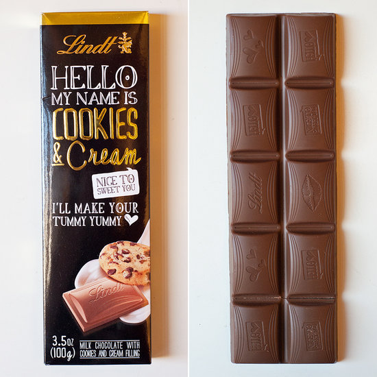 Lindt Hello: Cookies & Cream