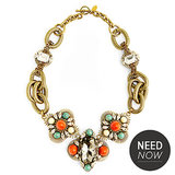 Spring Bling: 11 Statement Necklaces You Need Now