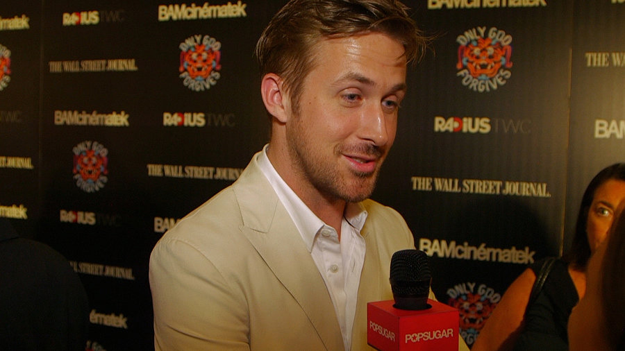 """Video: Hot Ryan Gosling Tells Us About """"a Big Change!"""""""