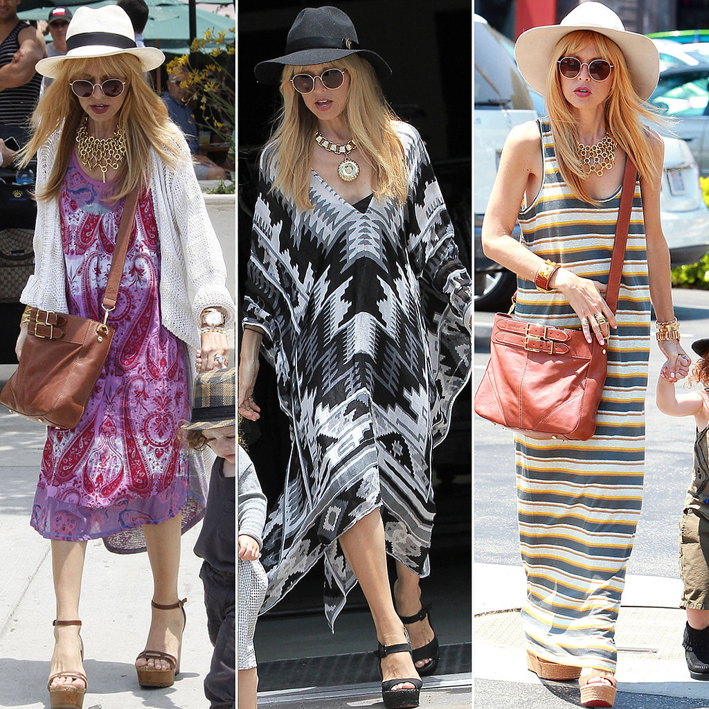 Rachel Zoe's Secret For a Stylish Pregnancy: It's All About the Accessories