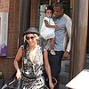 Beyonce, Jay-Z, and Blue Ivy Carter in Toronto | Pictures