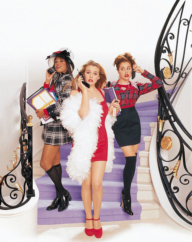 Epic fashion — from the '90s plaid to Cher's white boa, we highly encourage you to revisit the characters' iconic wardrobes. No, we can't hook you up with an actual Alaïa LRD, but you can still get the look. Shop the look below. Source: Facebook user Clueless