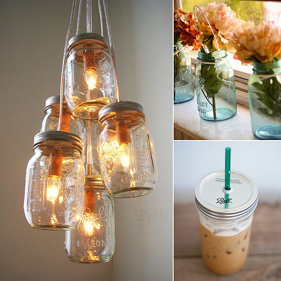18 Creative Uses For Mason Jars