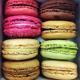 Macaroons for a Friday afternoon? Don't mind if we do!