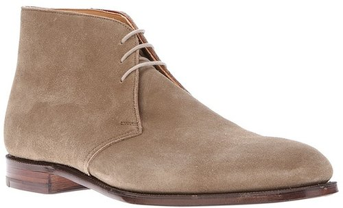 Crockett & Jones 'camberley' chukka boot