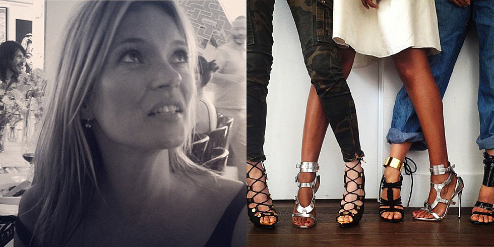 Insta Glam: The Week's Best Instagrams From Our Favourite Fashion Insiders