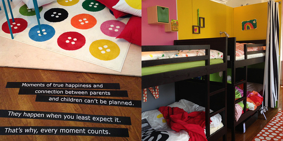 6 Family-Friendly Design Tricks to Steal From Ikea's 2014 Catalog