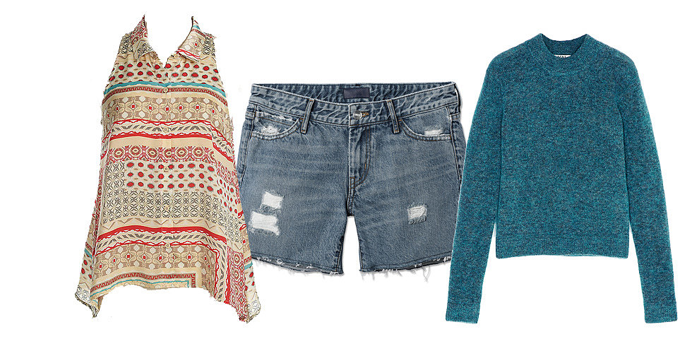 Wear Now, Wear Later: Keep Your Cutoffs Around This Fall!