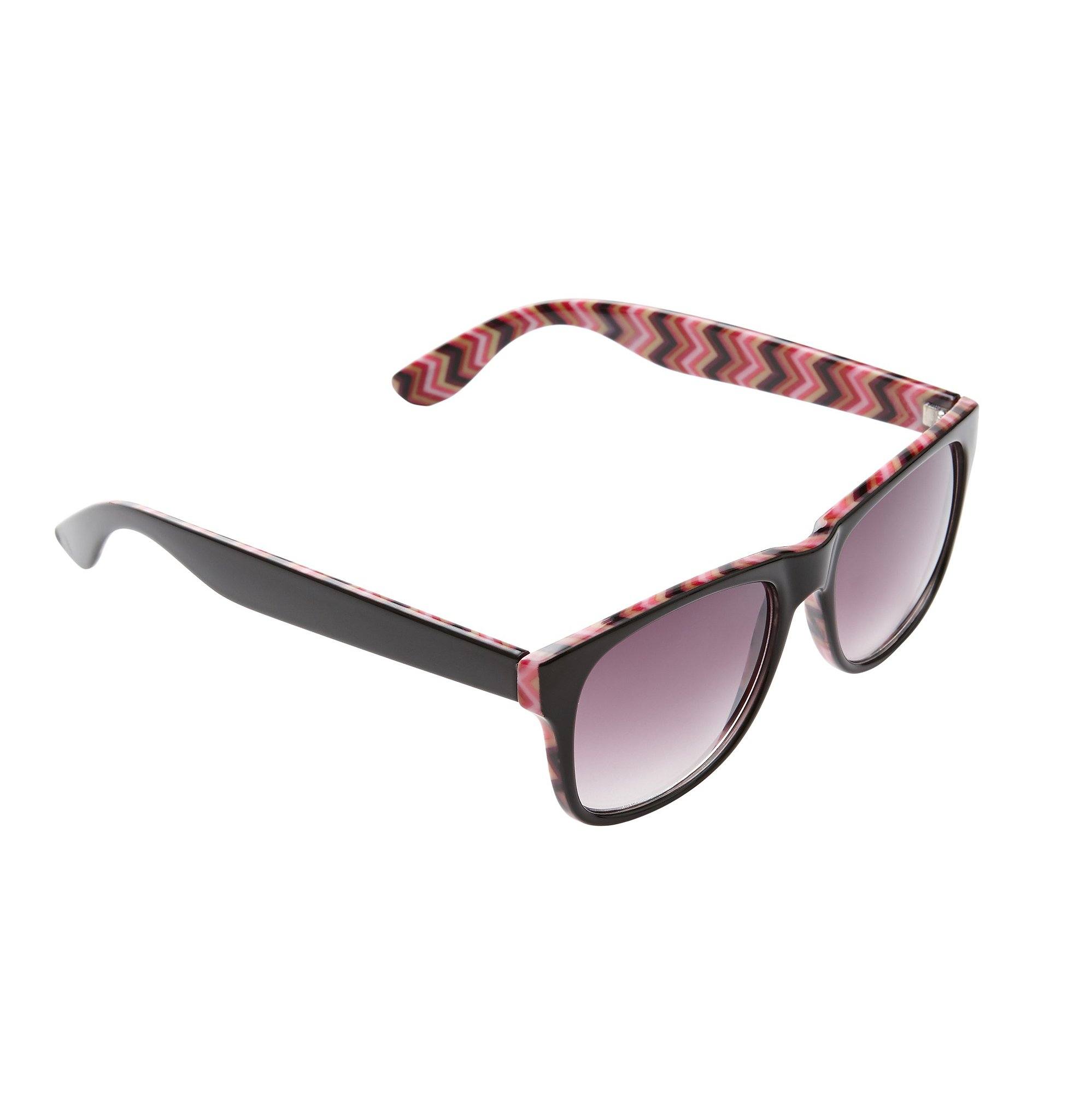 Love you chevron? Wear it everywhere with these LOFT shades ($25).
