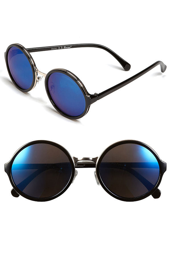 Do the mirrored trend with A.J. Morgan's black and blue shade