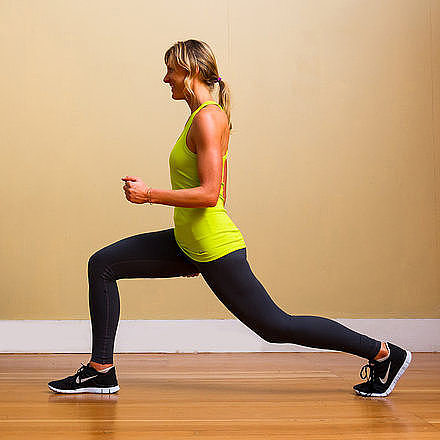 Five-Minute Leg Workout