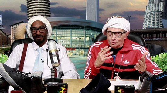 Video: Snoop Lion and Larry King Hit It Off, Plus More Viral Videos!