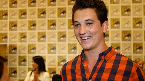 "Miles Teller on Fighting Shailene, His ""Misunderstood"" Divergent Character, and Tank Tops"