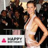 Model Curves Ahead: Gisele Bündchen's Top 10 Sexiest Looks