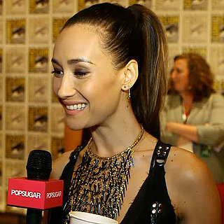 Maggie Q Divergent Interview at Comic-Con 2013 | Video