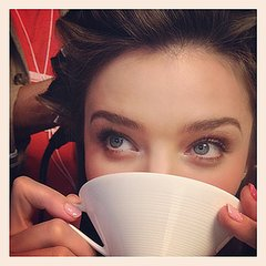 Celebrity Fash & Beauty Instagram: Jaime King, Miranda Kerr