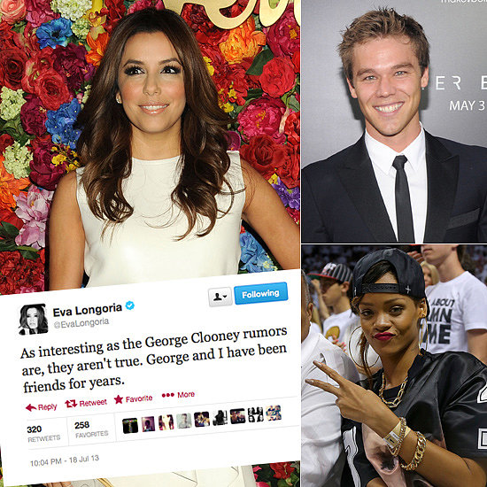 Tweets Of The Week: Eva Longoria, Lincoln Lewis, Rihanna & More!