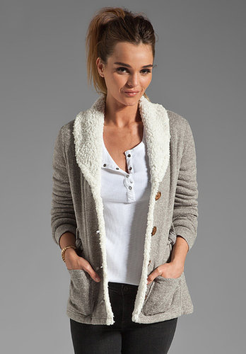 Obey Camden Relaxed Wrap Jacket