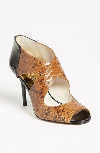 MICHAEL Michael Kors 'Elena' Sandal Luggage 12 M