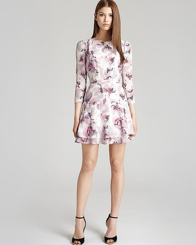REISS Dress - Giselle Fit & Flare