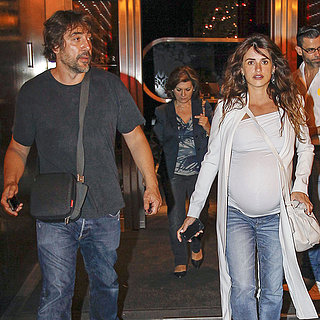 Penelope Cruz Pregnant in Madrid | Pictures