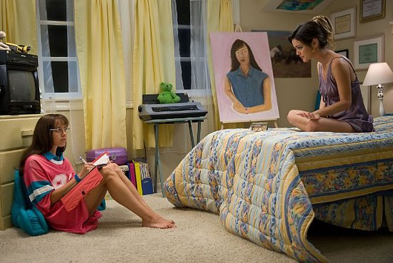 Aubrey Plaza and Rachel Bilson in The To Do List. Source: CBS Films