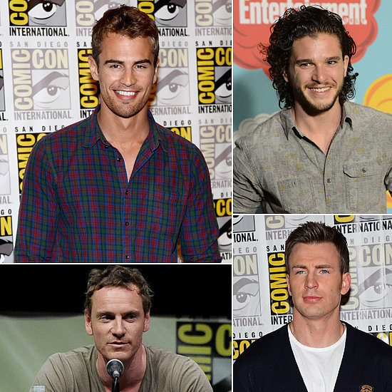 Your Guide to All the Hottest Guys at This Year's Comic-Con