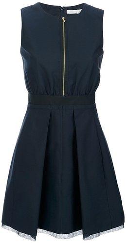 Victoria Beckham sleeveless zip fastening dress