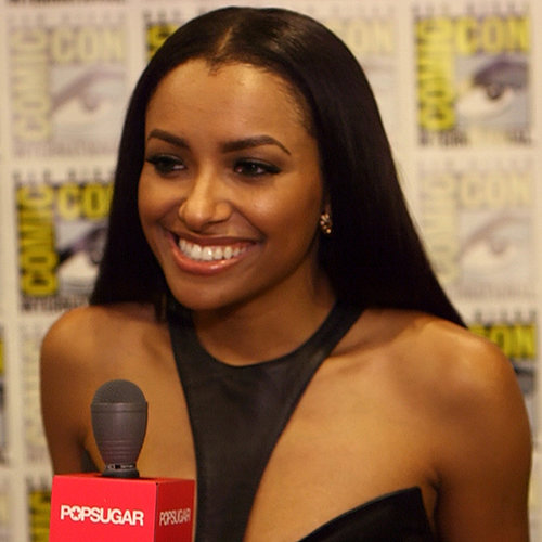 Kat Graham Interview For The Vampire Diaries Season 5