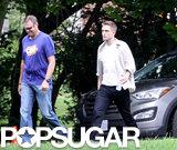 Robert Pattinson Smolders in the Toronto Heat Wave!