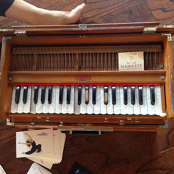 Harmonium Happenings