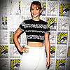 Best-Dressed Celebrities at Comic-Con 2013 | Video