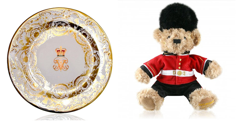 7 Official Ways to Commemorate the Royal Baby's Birth