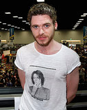 Richard Madden came to talk about Games of Thrones.