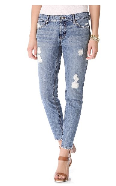 You'll want to live in this easy pair of Koral's relaxed skinny jeans ($180, originally $257).